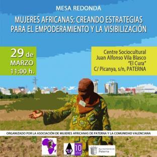 Mujeres africanas: Creando estrategias para el empoderamiento y la visibilización