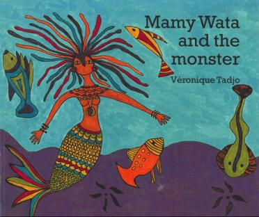 ROTOTOM : Atelier de peinture : Mami Wata. Batik et imagination pour les enfants