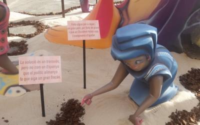 El aceso al agua es un grave problema en Burkina