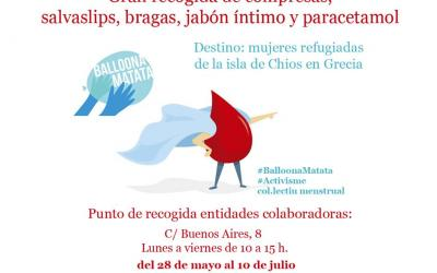 28 Mayo. Día Mundial de la salud menstrual