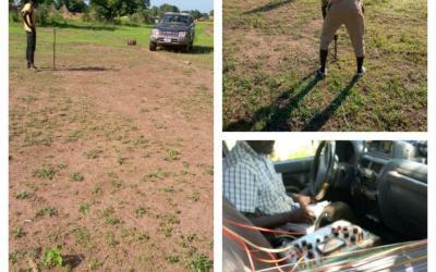 Comienzan los trabajos para la implementación del pozo el Koul Pon Gane
