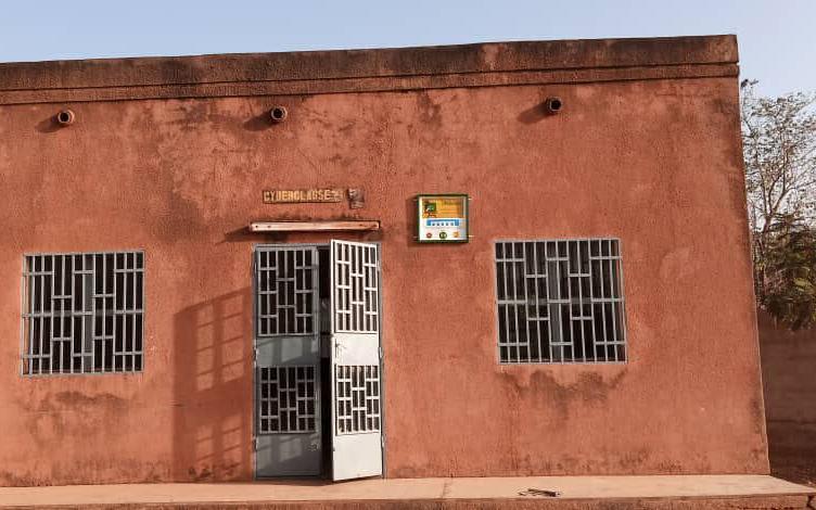 Aula informática de Gaoua